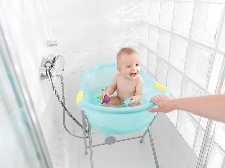 baignoire bébé évolutive