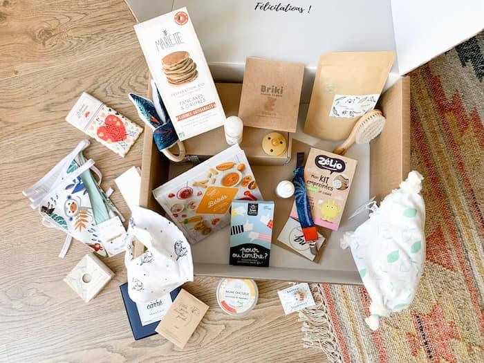 petipili box surprise pour une femme enceinte