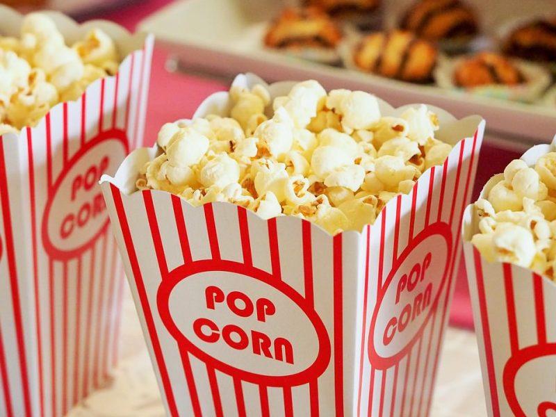 Cinéma et fête font bon ménage