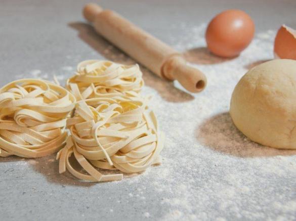 recettes de pâtes fraîches