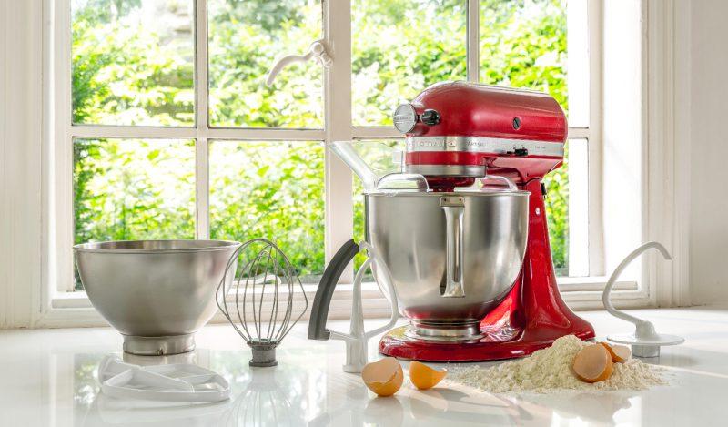 Le meilleur robot pâtissier : Kitchenaid Artisan